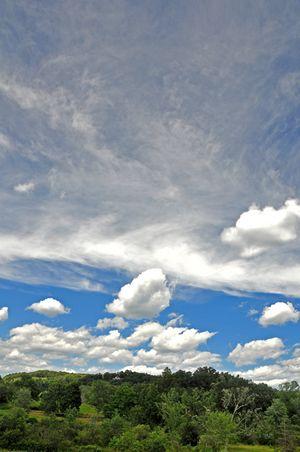 Vast-sky
