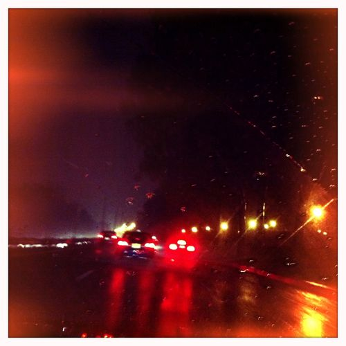 Wet-highway
